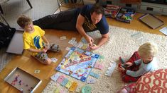 When was the last time you played with your kids? Making the most of playtime when it doesn't come naturally