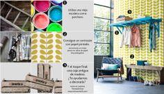Un espacio único y lleno de handmade. http://wp.me/p2IG9P-lR  por www.reinventa12.com