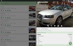 milanuncios: anuncios gratis Audi Sportback, Shopping Apps, Android, Shopping