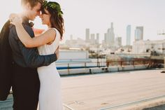 Industrial Modern Styled Shoot [440 Seaton] » Lauren Scotti Photographer » Creative wedding and portrait photography serving Orange County, available worldwide