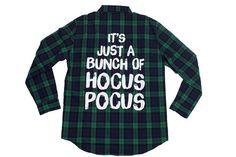 CAKE X DB Hocus Pocus Flannel
