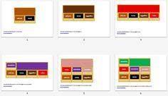 Tutorial per costruire le scatole grammaticali Montessori in modo semplice e con pochissima spesa.Avevo presentato il materiale in questo articolo: LE SCATOLE GRAMMATICALI MONTESSORI, e prima dipubblicare i vari articoli che tratteranno dell
