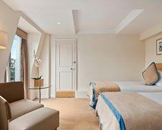 Hilton London Green Park hotel - Twin Deluxe Room
