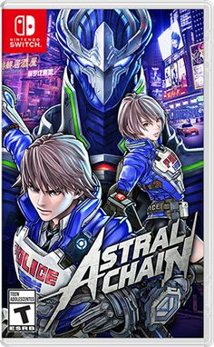 ASTRAL CHAIN is a new action game from PlatinumGames, directed by Takahisa Taura, known for his work as the game designer on NieR:Automata, and supervised by Hideki Kamiya, creator of the Bayonetta series. Nintendo 3ds, Nintendo Eshop, Nintendo Switch Games, Bayonetta, Hack And Slash, Mega Man, Wii U, Overwatch, Masakazu Katsura