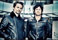 MUSE : Matt Bellamy and Dom Howard_21 April 2015 - MUSE Interview - BBC Radio 1, UK