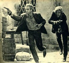 - Butch Cassidy and the Sundance Kid -