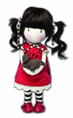 Gorjuss Doll - RUBY by Santoro London ♥♥♥ Oh I WISH!!  $152.25
