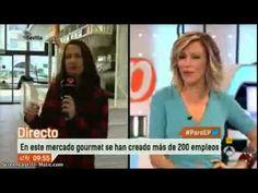 Mercado Lonja del Barranco en Espejo Público