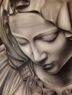 La Pieta di Michelangelo by timecore
