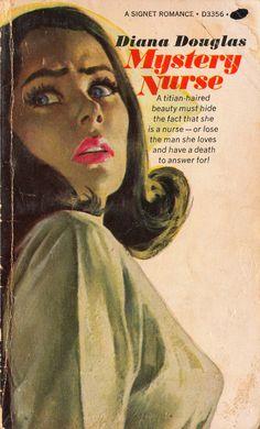Mystery Nurse - Diana Douglas