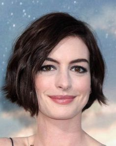 """""""A feminine bob with a special twist (edgy ends). The ease of styling and the chic appearance maintain the popularity of this haircut from season to season."""""""