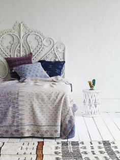 I have never seen a headboard like this...if it weren't for the price tag it would already be in the mail!!!