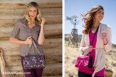 Miche Bags available at MyStylePursesShop.com