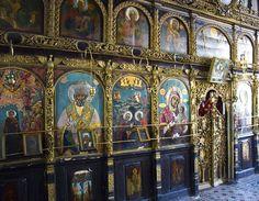 Iconstasis Пазарска или Стара црква - full screen