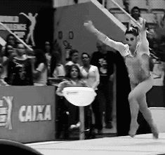 (gif of Daniele Hypolito's RO+LOSO+LOSO beam mount)This is probably the coolest way to mount a beam EVER. Gymnastics Stunts, Gymnastics Funny, Gymnastics Tricks, Gymnastics Skills, Amazing Gymnastics, Acrobatic Gymnastics, Gymnastics Pictures, Gymnastics Workout, Artistic Gymnastics