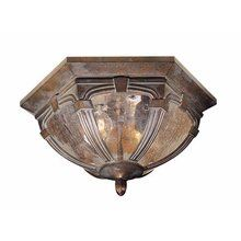 View the Vaxcel Lighting OF38713 Transitional Two Light Down Lighting Outdoor Flush Mount Ceiling Fixture from the Essex Collection at LightingDirect.com.