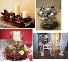 winter wedding table centerpieces - Google Search