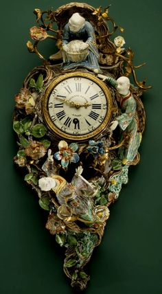 time can be incredible - Antique clock