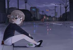 Monochrome Color, Monochrome Fashion, Loli Kawaii, Kawaii Anime Girl, Little Girl Manga, Anime Child, Female Character Design, Animal Games, Female Characters