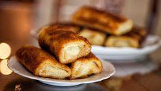 In Ania's Kitchen: Crêpe Rolls with Meat - Krokiety z Miesem - Ania's Polish Food Recipe #25