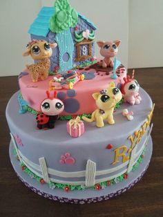 Decoración de Fiestas Infantiles de Littlest Pet Shop
