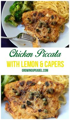 ... on Pinterest | Chicken piccata, Danishes and Split chicken breast