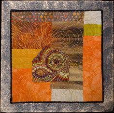 Prairie Winds, 6 1/2″ x 6 1/2″, by Larkin Van Horn, from her Small Treasures series