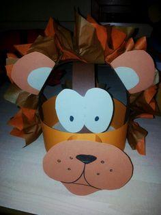 Crafts For Boys, Arts And Crafts, Diy Crafts, Birthday Hats, Birthday Crowns, Africa, Kindergarten, Kids, Animals
