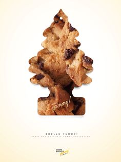 Arbre Magique - Yummy! by Yannick Sibut-Bourde, via Behance