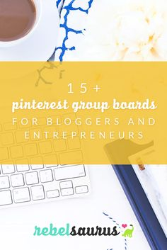 Pinterest group boards are a really popular and effective way to grow your blog right now. You can find Pinterest group boards by looking at another entrepreneu