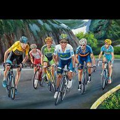La crema  ,   del ciclismo  , mundial  !