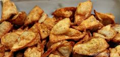 World's best fried wontons by AttaGirlSays.com. Make these for your next party and watch them disappear.