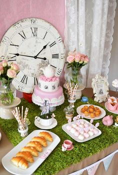Alice in Wonderland Birthday Party Ideas | Photo 1 of 6 | Catch My Party