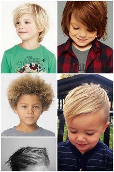 Adorable Hair Styles for Little Boys #parentingtips via @kidsblogs