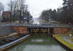 Schleuse Stichkanal Osnabrück Haste