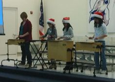 """""""Carol of the Bells"""" for Orff Ensemble. FREE download! #elementary #music #orff #arrangement #score"""