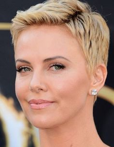 Super short haircut for women. I have worn my hair this short for a number of years, though my hair is a natural grey. | best stuff