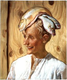 John Currin ♣️Fosterginger.Pinterest.ComMore Pins Like This One At FOSTERGINGER @ PINTEREST No Pin Limitsでこのようなピンがいっぱいになるピンの限界