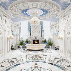 Villa Interior Design in Dubai, Palace in Dubai, Photo 15