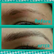 result for henna eyebrows before and after Hair Stroke Eyebrows, Henna Eyebrows, Permanent Makeup Eyebrows, Eyebrow Makeup, Hair Makeup, Tattooed Eyebrows, Eye Brows, Makeup Tips, Beauty Hacks Lips