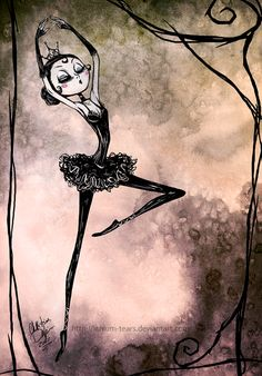 Ballerina 2 by *Lithium-Tears on deviantART