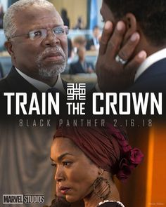 Train the Crown: #TChaka #Ramonda #Wakanda #Blackpanther #MarvelStudios