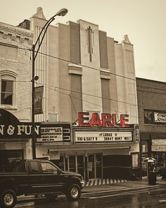 The EARLE by Pete Zarria, Mayberry, North Carolina, via Flickr
