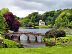 Stourhead - one of the most beautiful places in the world! Wiltshire, England