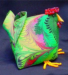 chicken by susa glenn designs
