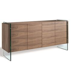 Komoda Ángel Cerdá Walnut Wide