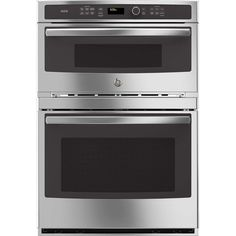 Electric Convection Wall Oven With Built In Advantium Microwave In