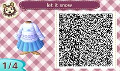 Let it snow - A Collection of Cute QR Codes