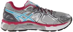 ASICS Womens GelFortify Running D US -- Be sure to check out this awesome product. (This is an affiliate link) Running Equipment, Asics Women, Running Shoes, Turquoise, Awesome, Link, Sneakers, Check, Stuff To Buy