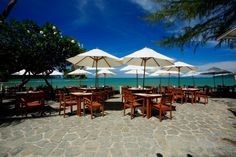 Krabi is the place if you enjoy exploring the coastline of Phang Nga Bay, the hidden coves and the deserted beaches, the numerous tiny islands, and the towering limestone cliffs that make this region such a distinctive and dramatic one.    Centara Grand Beach Resort & Villas Krabi is your perfect base.    Set in its own bay and with its own beach, this is privacy and serenity combined.    Take a look at our website for more information:  www.centarahotelsresorts.com/ckbr